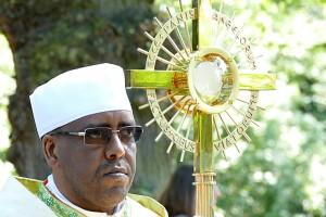 Pfarrer Abba Dawit Zeramariam
