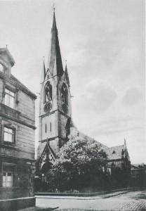 Kirche_mariae_Himmelfahrt_um_1900