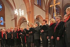 Chorgemeinschaft 1898 Frauenchor aus Sossenheim