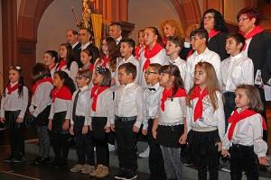 Chor und Kinderchor der italienischen Gemeinde