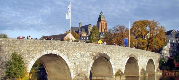 Lahnbrücke Wetzlar