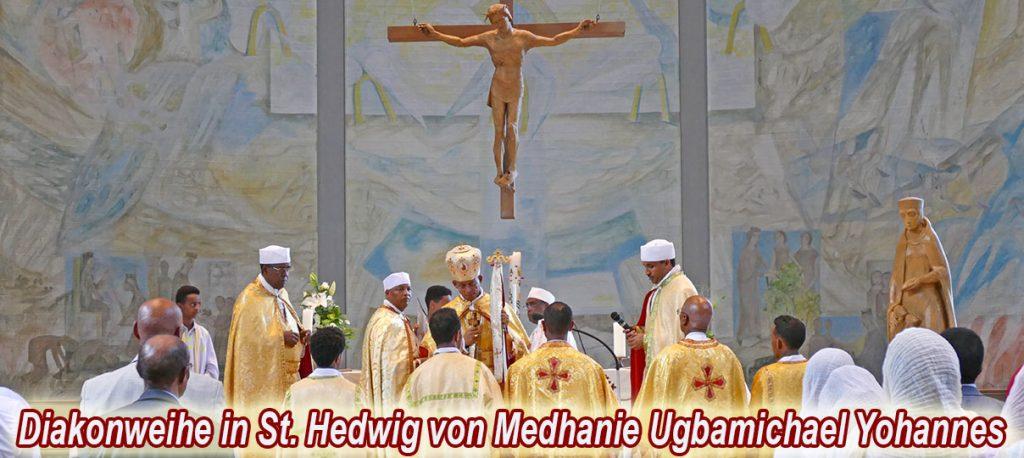 Diakonweihe 2017 von Medhanie Ugbamichael Yohannes